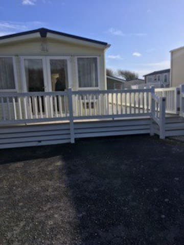 Rosedale Holiday Home - 5* Shorefield Country Park - Milford on Sea - Alpstuga
