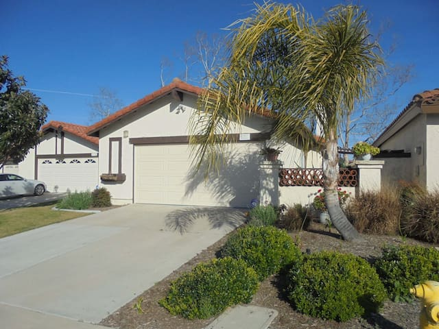 Cozy Home on Cul-De-Sac with Serenity Garden - Oceanside - Dom