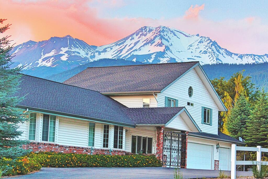 Alpenglow manor guest house suites louer mount for Guest house on the mount reviews
