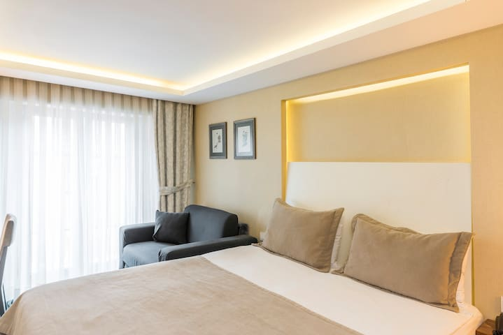 Luxurious Hotel Room with breakfast - İstanbul - Leilighet