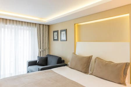 Luxurious Hotel Room with breakfast - İstanbul - Apartment