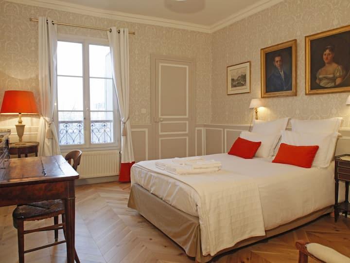 La chambre de Joséphine
