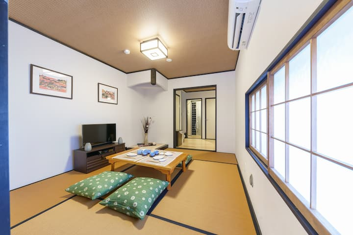 YADOYA Minowacho Japanese house Asakusa 3bedrooms