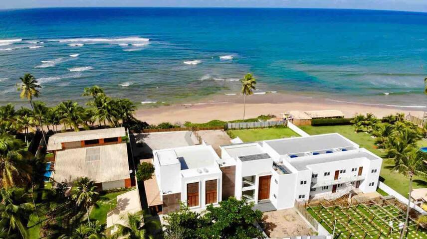 Itacimrim Pé na Areia entre Paperi e Bali Bahia