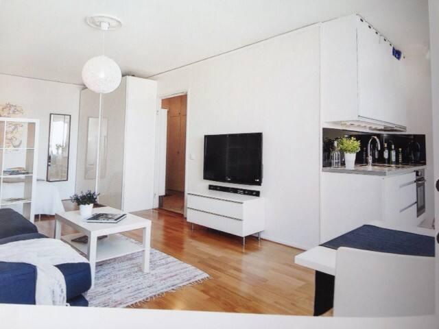 !-rumslägenhet i stadsdelen Centrum - Gothenburg - Byt