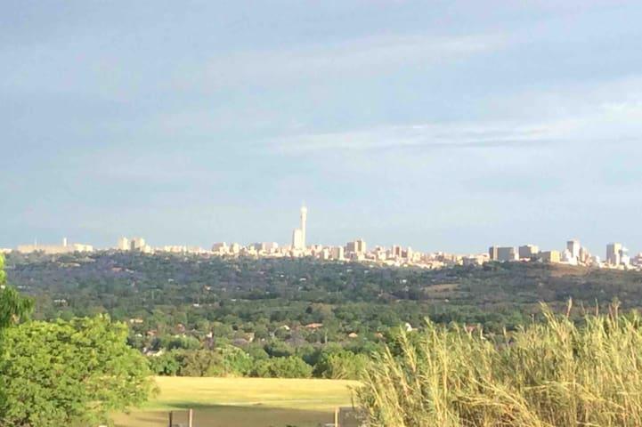 Spacious Farm House In  the City of Johannesburg