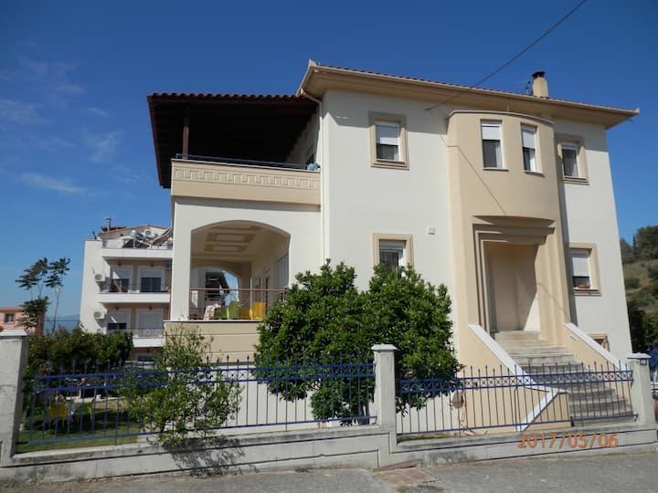 TSELIOS HOUSE