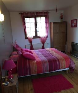 Chambres dans maison très agréable - Feucherolles - Szoba reggelivel