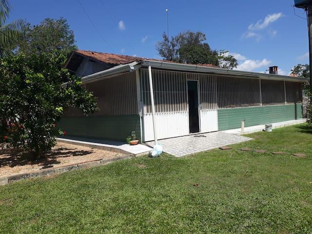 Casa Familiar na Região Metropolitana-Belém-Pará