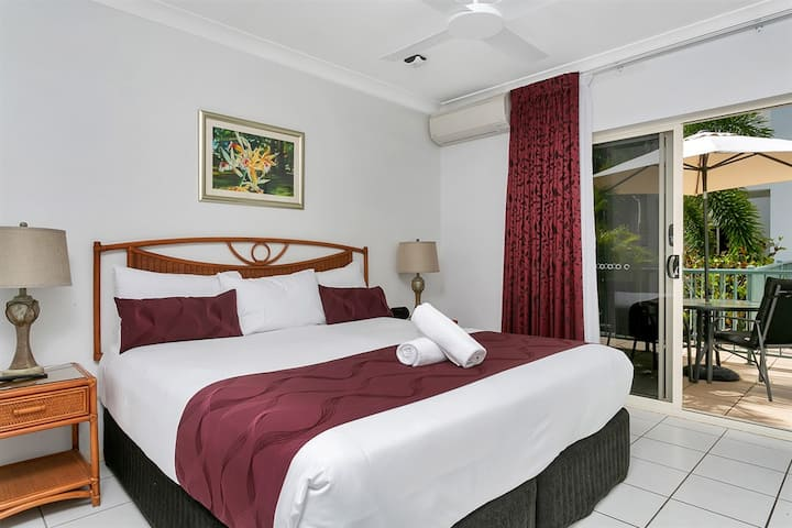 1 Bedroom Tropical Views & Free Airport/Transfers