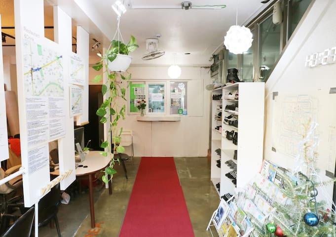 Hostel Korea Original -budget stay in Seoul