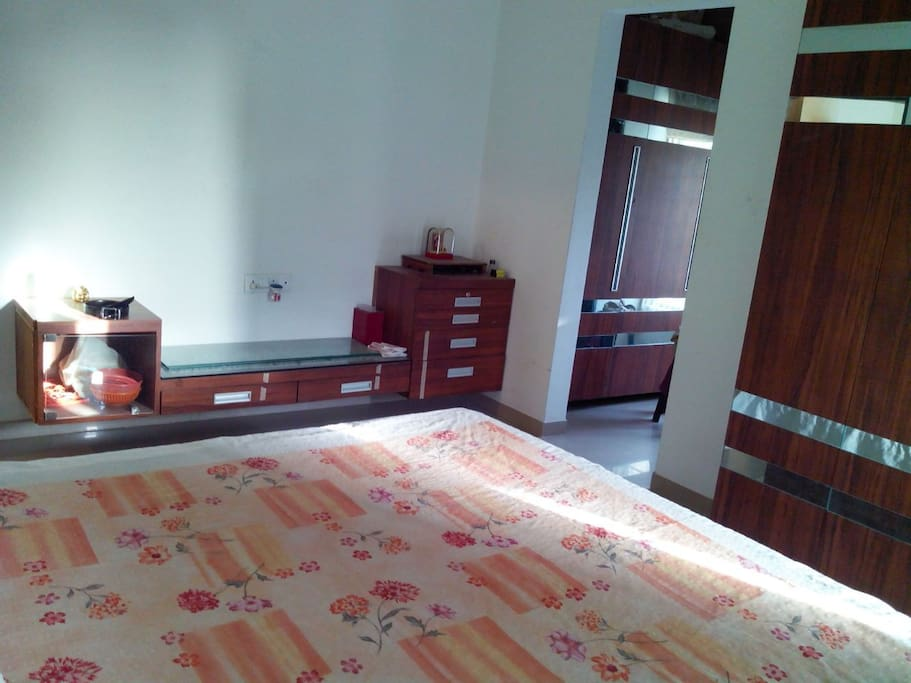 Bed Room with Wardrobe - View 2