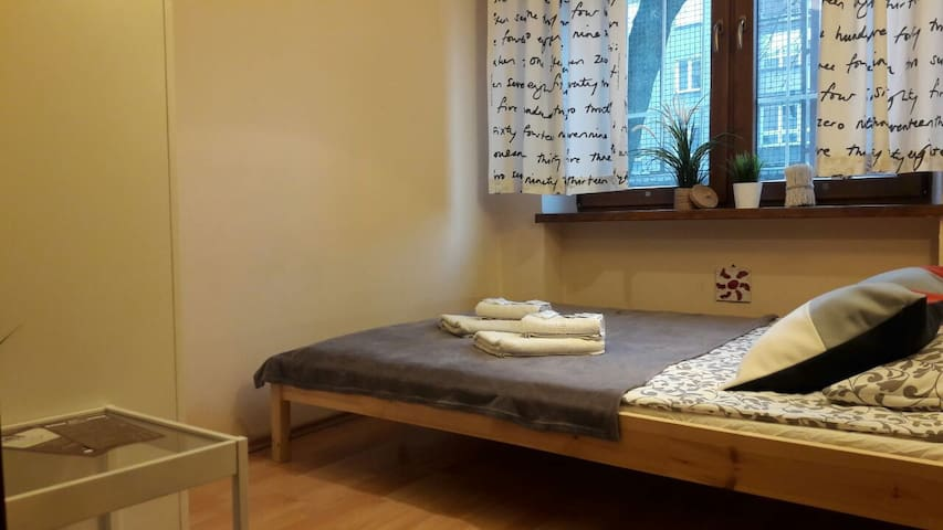Cozy room in the city center - Cracovie - Appartement