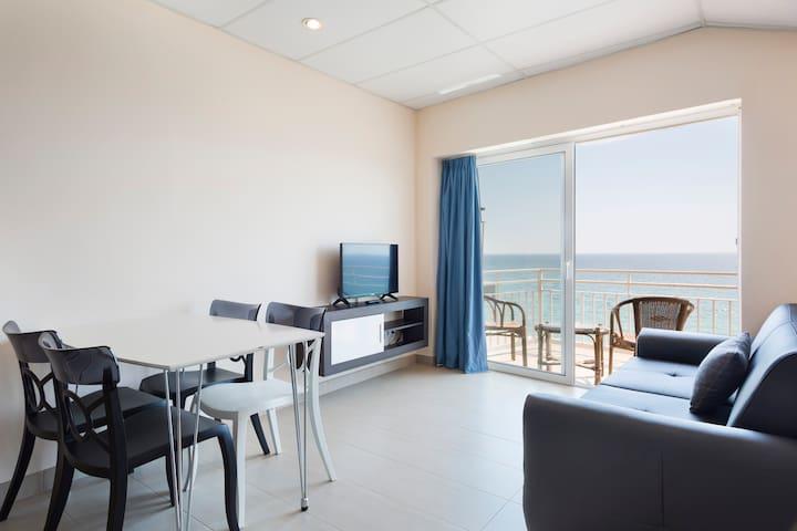 Apartamento vista mar Platja d'Aro (P4M)