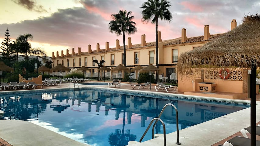 Apartment with Sea View. Fuengirola