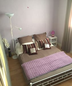Cosy bedroom near Orleans train station