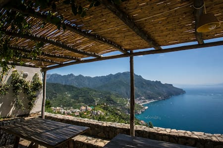 New Cottage Tulipano with terrace - Ravello - Chalet
