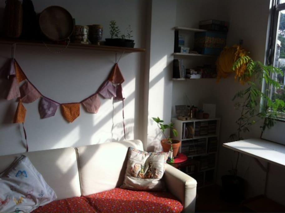 Quarto - sofá