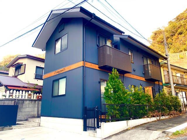 ATTA HOTEL 大仏坂 B-2  鎌倉大仏近くの観光に便利なホテル