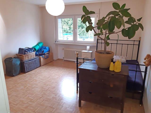 Helles Zimmer in ruhiger Lage in Hanau Kesselstadt