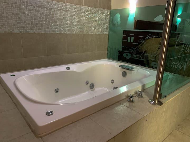 Hotel Real del Sur Habitación con Jacuzzi 237