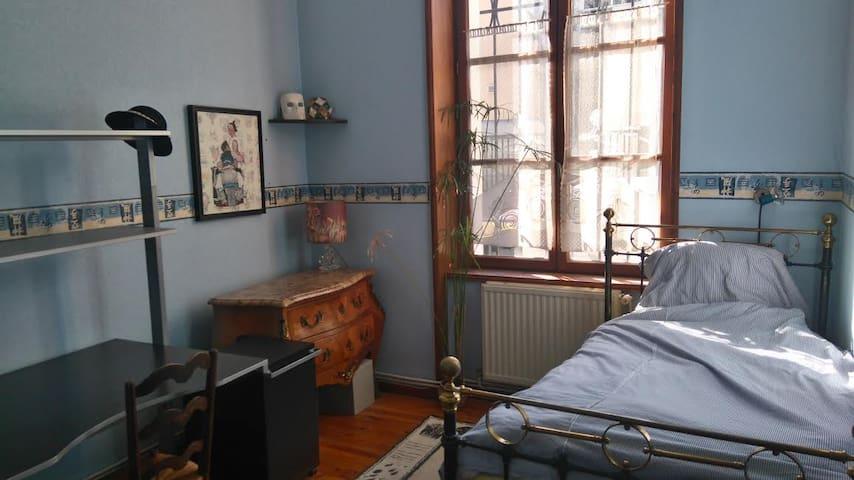 Chambre agreable dans duplex atypique - Saint-Étienne - Apartament