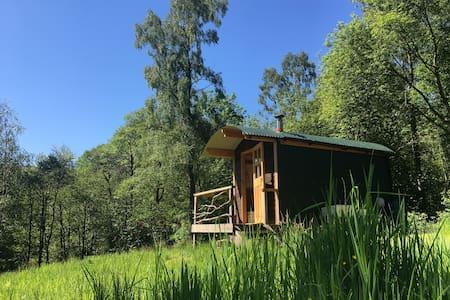 Garroch Glen Shepherds Huts 2