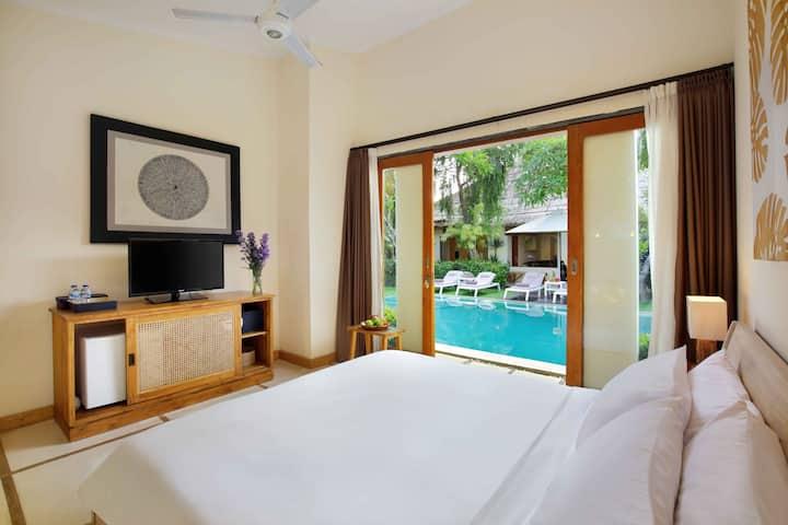 PRIVATE 1 BEDROOM AT PRIVATE VILLA SEMINYAK