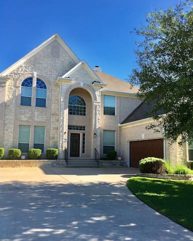 Quiet 4000 square foot home in Round Rock, TX - Round Rock - House