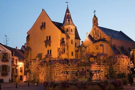 Spacieux gîte à Eguisheim - Eguisheim