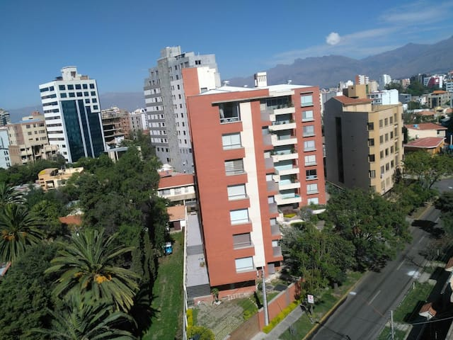 Best and cozy apartment in Cochabamba
