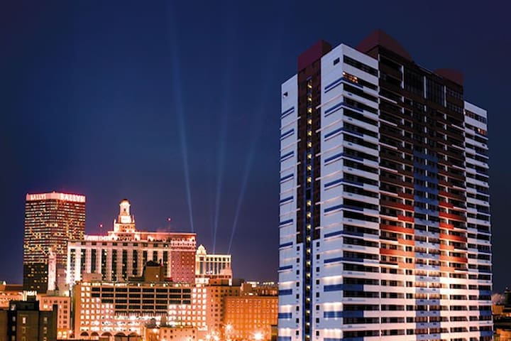 Wyndham Skyline Tower ツ 1 Bedroom