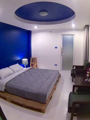 Homeindy67 room1 - Tambon Sam Ran Rat - Bed & Breakfast
