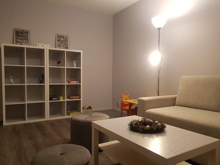 Sweet Family DeLuxe Apartment Hamina