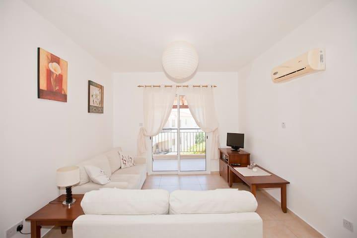 Peyia Seaview, 1 Bedroom - Peyia - Apartamento