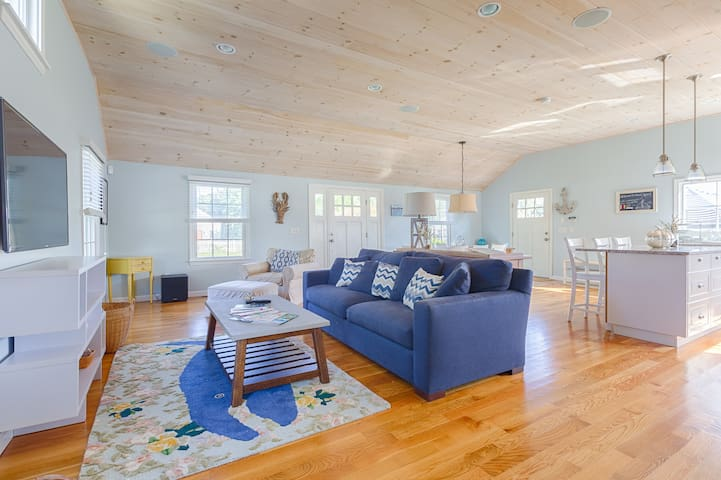Cape Cod Gathering Place-Stylish & Fully Renovated - Dennis - Casa