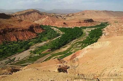Riad berbère Rose Valley... 30mn kelaat M'gouna