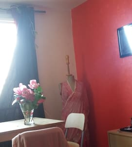 Room for woman only near paris - L'Haÿ-les-Roses - Huoneisto