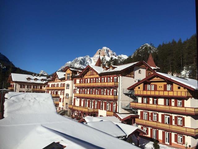 Esclusivo monolocale nel cuore delle Dolomiti
