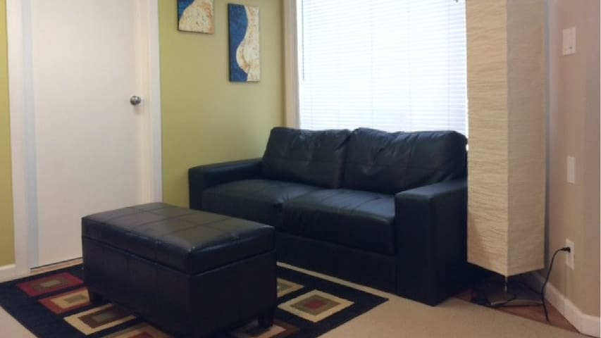 Cosy 1 bed Apt Downtown Rossland - Rossland - Appartement