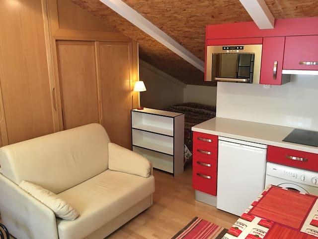 Romántica buhardilla en Salamanca - Salamanca  - Apartment