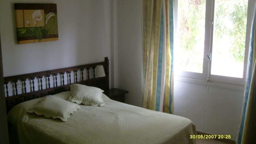 """La chambre """"parentale"""" coté jardins"""""""