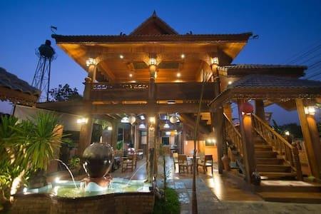 Friend's House Lanna - Nong Hoi - Bed & Breakfast