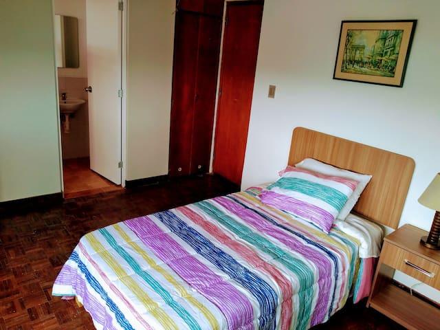 Habitacion en Miraflores
