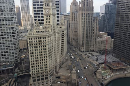 1 bdrm Great Views Downtown - Chicago - Apartment