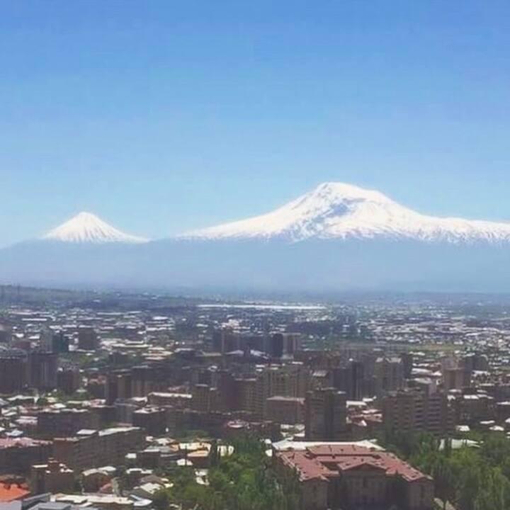 Ararat view new building
