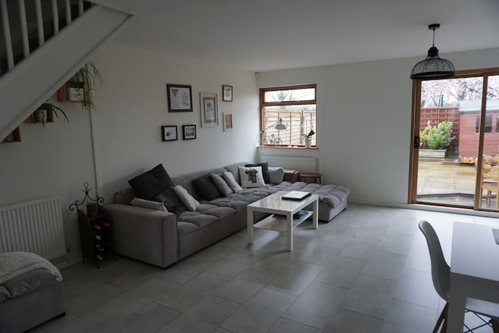 Spacious house in Liverpool