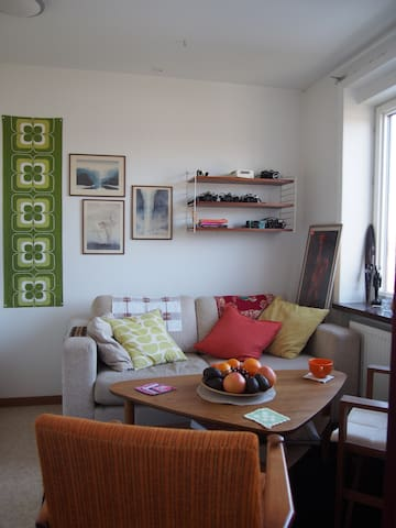 Shared apartment for 1-2 people Breakfast Included - Malmö - Wohnung