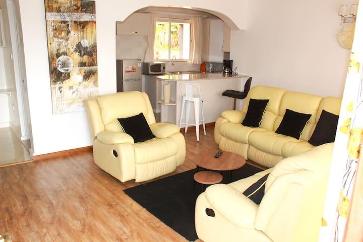 2 br Apartment in Ruaka Rumenye with Gym & lounge.