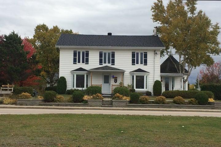 Maison chez Ghislaine